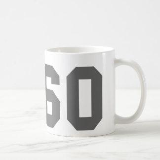 Desde 1960 taza de café