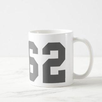 Desde 1962 taza de café