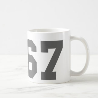 Desde 1967 taza