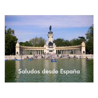 Desde España 3 de Saludos Tarjetas Postales