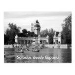 Desde España de Saludos Tarjetas Postales
