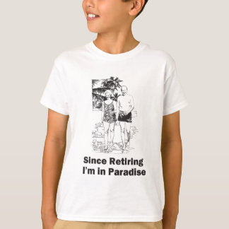 Desde retirándose mí estoy en paraíso playera