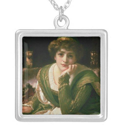 Desdemona Collar Plateado