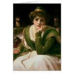 Desdemona Tarjeta