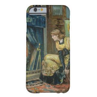 Desea muy muy para usted, navidad del Victorian Funda De iPhone 6 Barely There