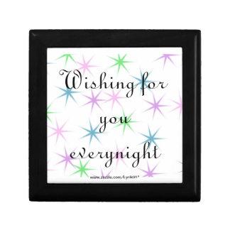 Deseando para usted el everynight cajas de joyas