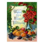 Desear gracias tarjetas postales