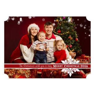 Deséele una tarjeta de felicitación de la foto de comunicado