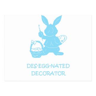 Deseggnated Decorator 03 LB Postcard