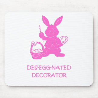 Deseggnated Decorator 03 LP Mouse Pad