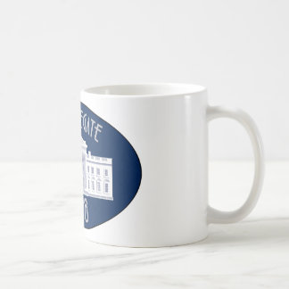 Desegregate 2008 coffee mug