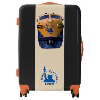 Desel Locomotive Luggage