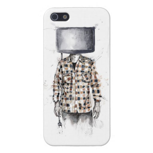 desenchufado iPhone 5 fundas