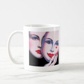 Desenmascarado Taza De Café