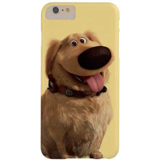 Desenterró el perro de Disney Pixar - sonriendo Funda Para iPhone 6 Plus Barely There