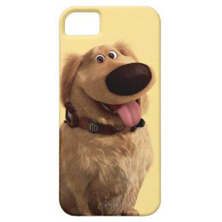 Desenterró el perro de Disney Pixar - sonriendo iPhone 5 Case-Mate Coberturas