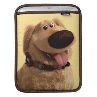 Desenterró el perro de Disney Pixar - sonriendo Mangas De iPad