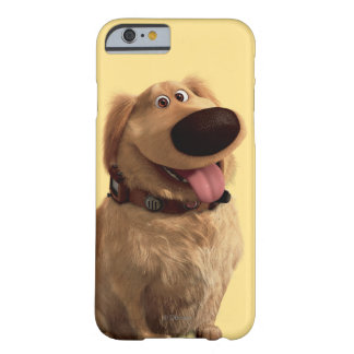 Desenterró el perro de Disney Pixar - sonriendo Funda Para iPhone 6 Barely There