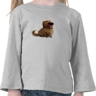 Desenterró el perro de Disney Pixar - sonriendo Camiseta