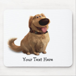Desenterró el perro de Disney Pixar - sonriendo Tapete De Ratones