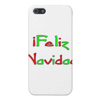 Deseo de Feliz Navidad Case For iPhone 5