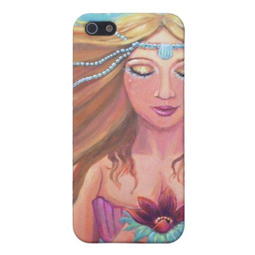 Deseo de la sirena - caso del iPhone 4 iPhone 5 Protector