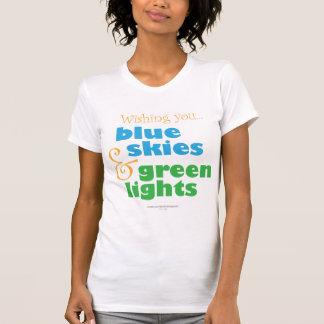 Deseo de los Skydivers Camiseta