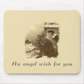 Deseo del ángel alfombrilla de raton