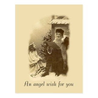 Deseo del ángel postales