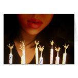 Deseo del cumpleaños felicitación