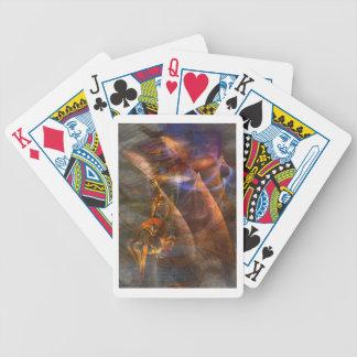 Deseo fuerte cartas de juego