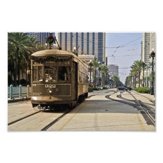 Deseo nombrado tranvía impresiones fotograficas
