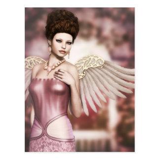 Deseo que tuviera un ángel… postales
