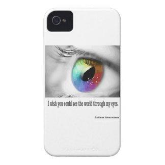 Deseo que usted podría ver iPhone 4 Case-Mate coberturas