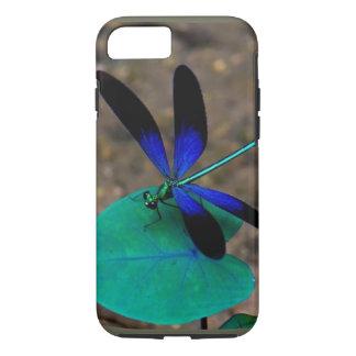 Deseo sobre un caso del iPhone 7 de la libélula Funda iPhone 7