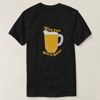Deseo usted era cerveza poleras