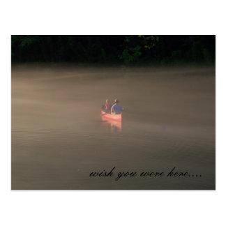Deseo usted estaba aquí… tarjetas postales