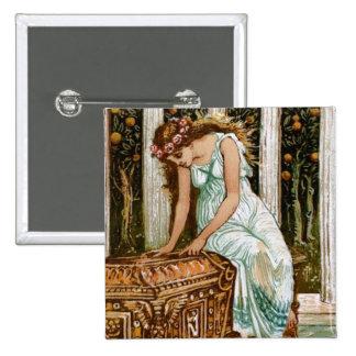 Deseos de Pandora de abrir la caja Pin