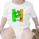 Deseos del día de St Patrick Camisetas