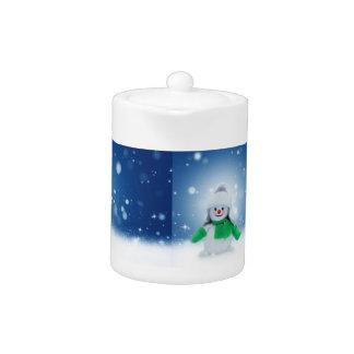Deseos del muñeco de nieve