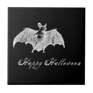 Deseos del palo de vampiro azulejo cuadrado pequeño