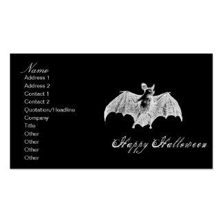 Deseos del palo de vampiro tarjetas de visita