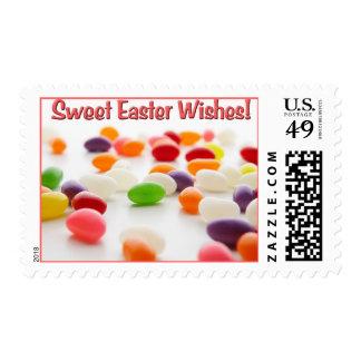 Deseos dulces de Pascua Sello