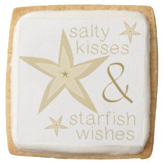 Deseos salados de las estrellas de mar de los