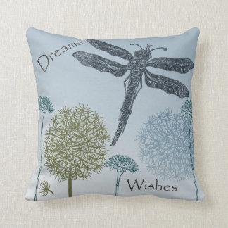Deseos y sueños almohadas