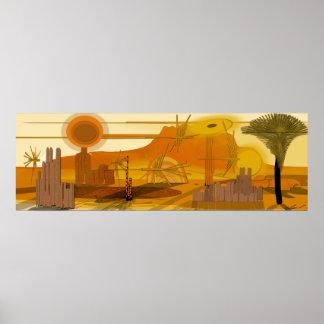 Desert01 Poster
