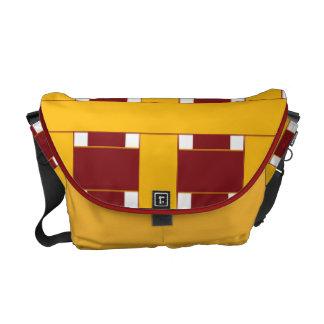 Desert Arms Messenger Bag