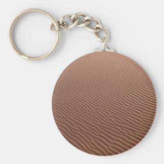 Desert art keychain