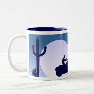 Desert Biker Mug