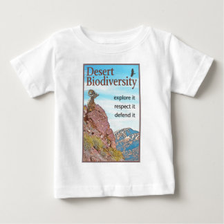 Desert Biodiversity Baby T-Shirt